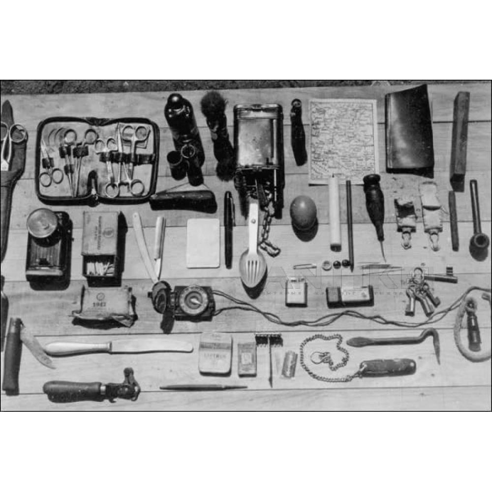 Ножик из офицерской столовой Вермахта