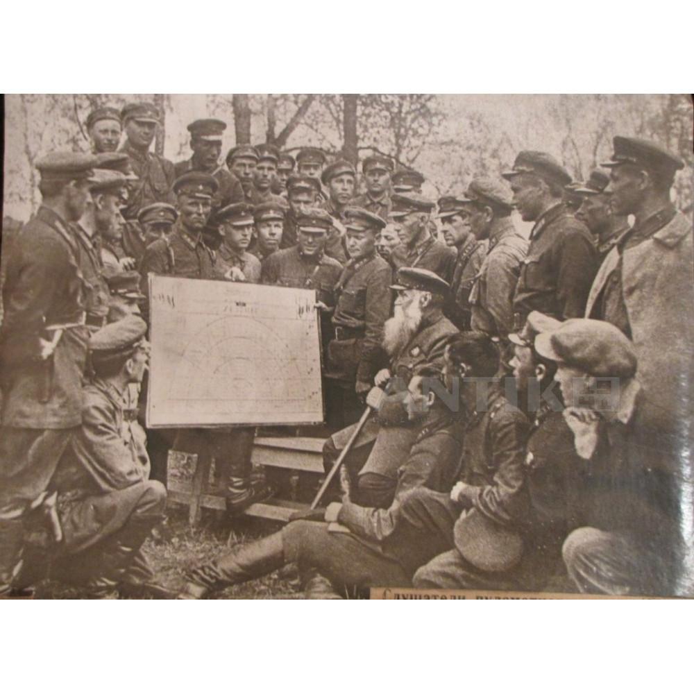 Красноармейская стрелковая линейка Филатова